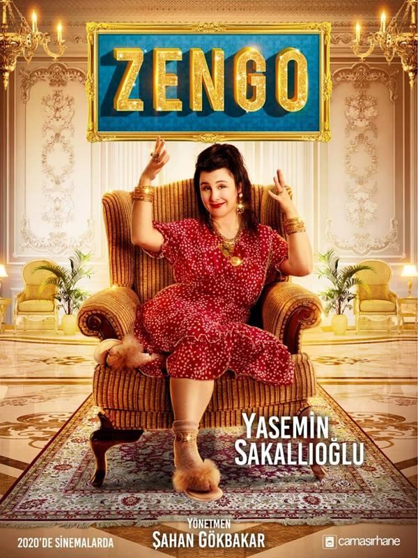 """2020 الفيلم التركي """"زينغو"""". تقرير عن الفيلم + صور للأبطال + مترجم أونلاين . زينغو مترجم."""