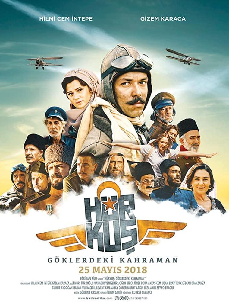 """2018 الفيلم التركي """"بطل في السماء"""". تقرير عن الفيلم + صور للأبطال + مترجم أونلاين . بطل في السماء مترجم."""